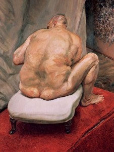 Lucian Freud - Leigh Bowery