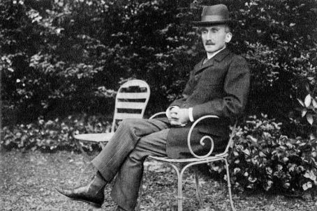 Bergson, ca. 1905 (apic/getty images)
